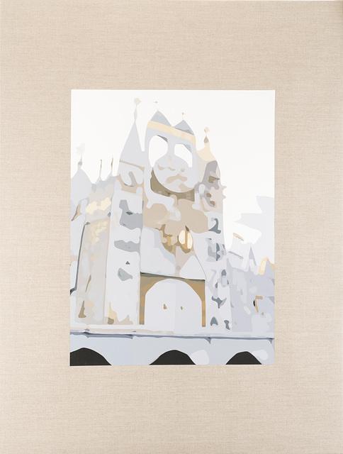 Pae White, 'Around the world 1-14 minutes', Il Ponte