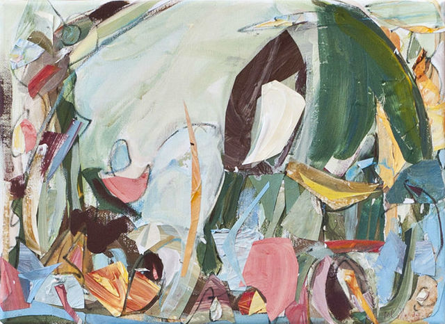 , 'Wild,' 2015, W.Ming Art