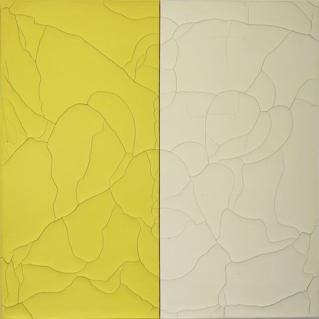 , 'Divided Ground: Acid Yellows,' 2013, bo.lee gallery