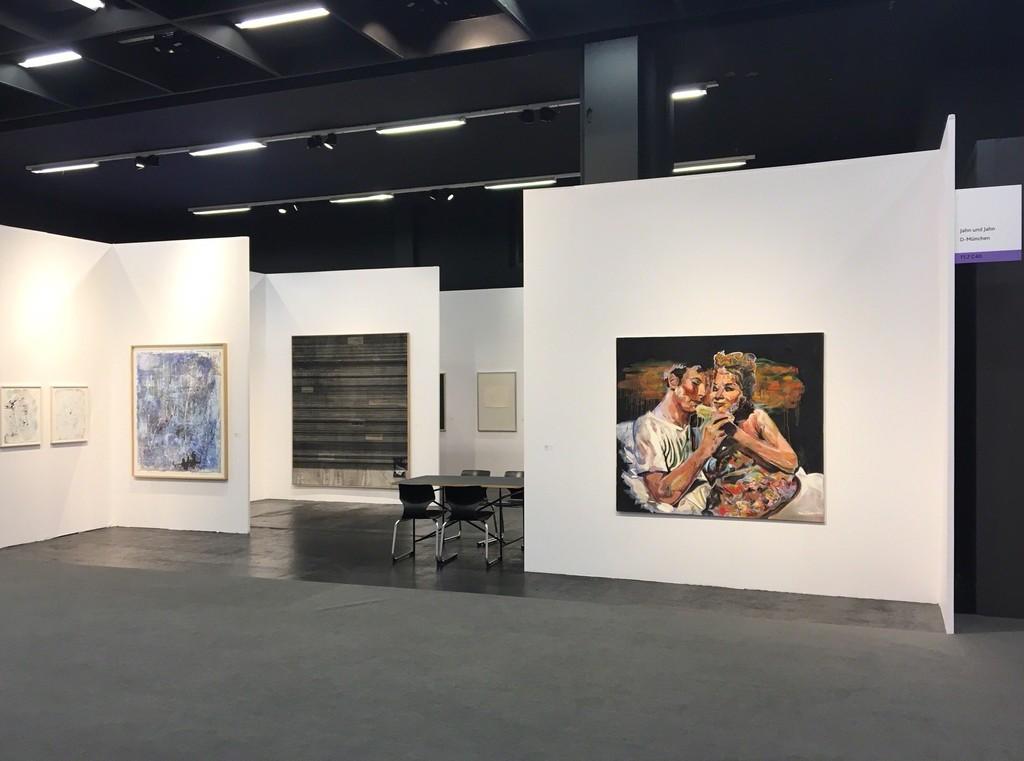 Jahn und Jahn at Art Cologne 2018, © Jahn und Jahn