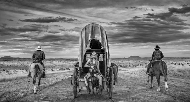 David Yarrow, 'Amarillo By Morning', 2020, Photography, Archival Pigment Print, Hilton Asmus