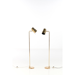 Model G-154, Pair of lamps