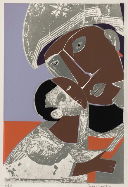 Romare Bearden, 'Mother and Child', 1974, Skinner