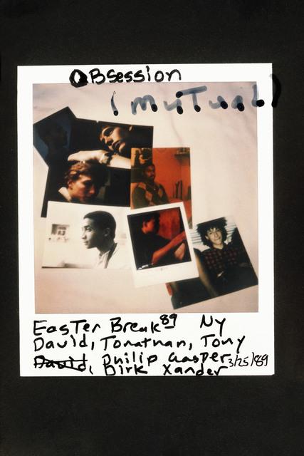 , 'Easter Break #1, New York, March 25, 1989,' 2016, Albert Merola Gallery