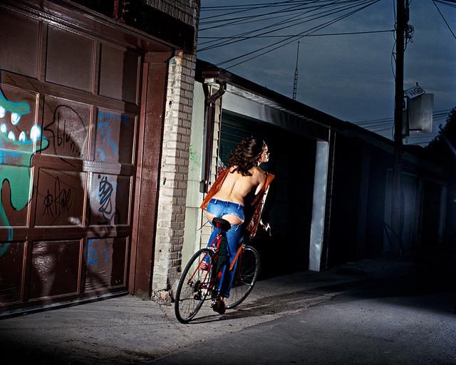 David Drebin, 'Bum Girl', 2016, Isabella Garrucho Fine Art