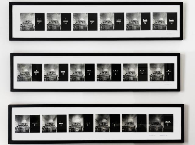 Leandro Katz, 'Self-Hypnosis', 1973, Herlitzka + Faria