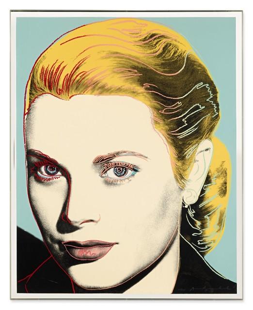 Andy Warhol, 'Grace Kelly F&S II.305', 1984, Print, Screenprint on Lenox Museum Board, Fine Art Mia