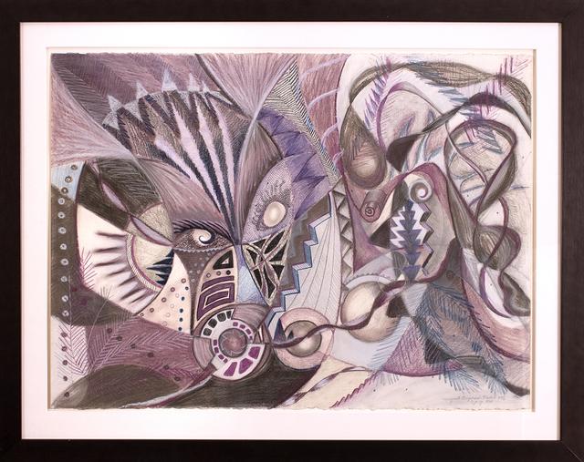 , 'Untitled,' 1993, Blue Rain Gallery