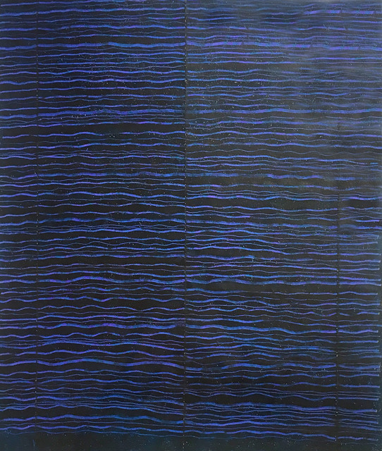 , 'Night Letter – 12,' 8, Barbara Mathes Gallery