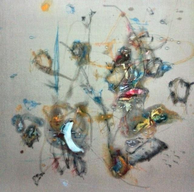 , 'Sudoración de Van Gogh,' 2014, Miguel Marcos