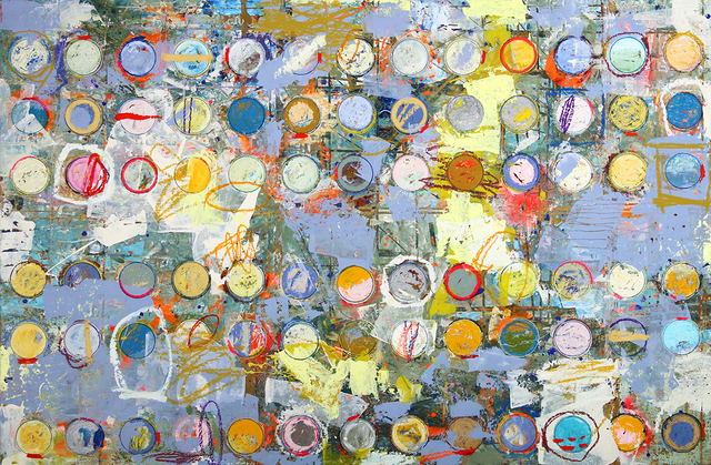 Jylian Gustlin, 'Fibonacci 395', 2018, Canfin Gallery