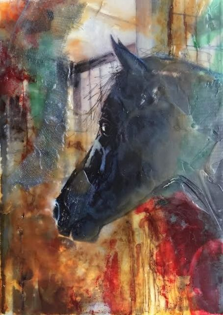 Melanie Wade Leslie, 'Wistful ', 2017, Ro2 Art