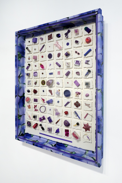 , 'Untitled (Purple) Museum,' 2004, Pavel Zoubok Fine Art