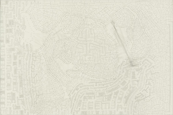 , 'Untitled (war drawing),' 2010-2011, Zeno X Gallery