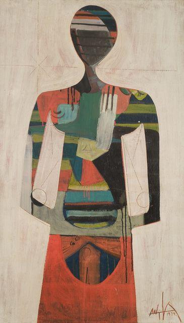 , 'Figure,' 1939, Centre Pompidou