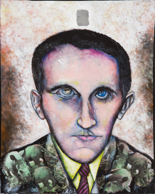 , 'more than 1 (Bruno Schulz),' 2015, Stevenson