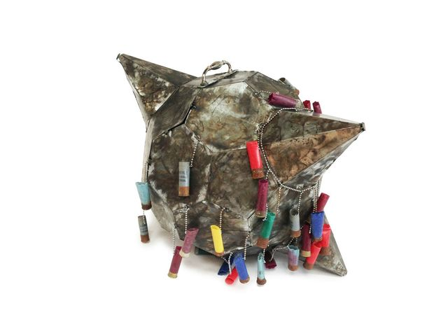 , 'Shell Piñata/Piñata de casquillos,' 2014, Crystal Bridges Museum of American Art