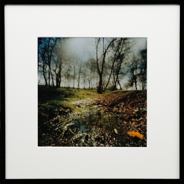 , 'Hill 62 Crater, Flanders, Ed./1,' 2015, Newzones