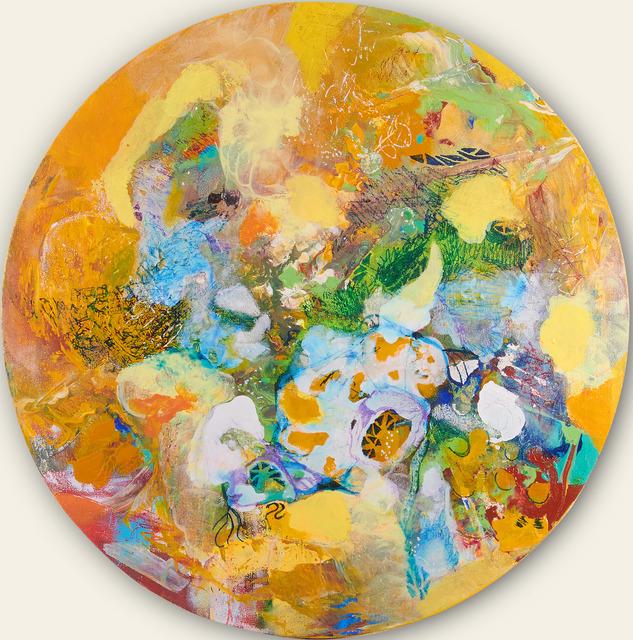 Jennifer Blalack, 'A Garden on the Wall', 2015, Gallery 1202