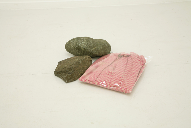 , 'Clothes and Stones,' 2011, TALION GALLERY