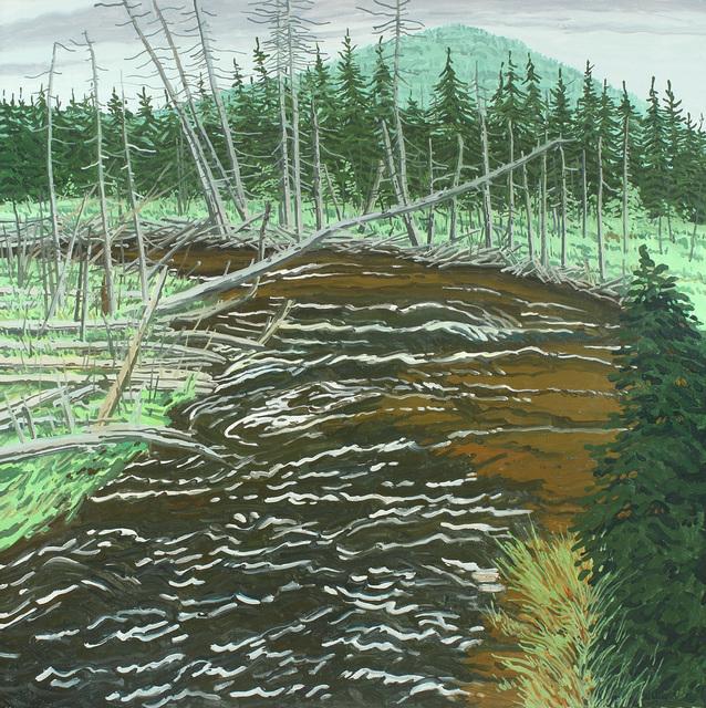 , 'Fall Brook,' 1996, Alexandre Gallery