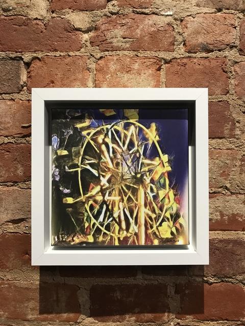 , 'Ferris Wheel,' 2018, Mason-Nordgauer Fine Arts Gallery
