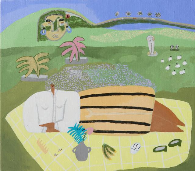 , 'Rolling Hills,' 2017, Ochi Projects