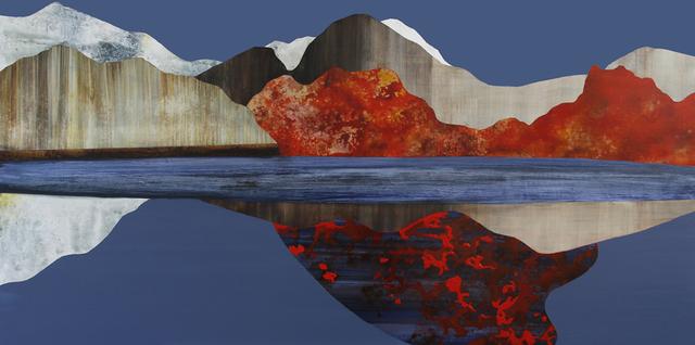 Sarah Winkler, 'Floating Island Waterways', 2019, Foster/White Gallery