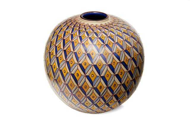 , 'Renaissance vase,' 2016, MADEINBRITALY