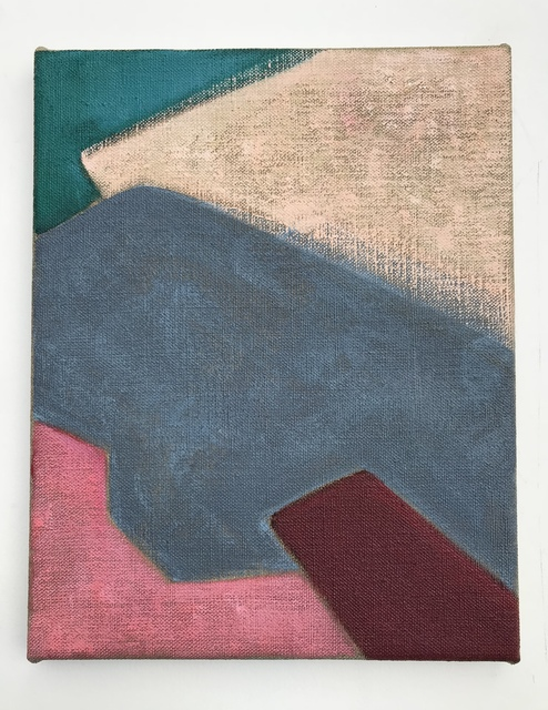 , 'Jumping-off Point,' 2018, Daniel Faria Gallery