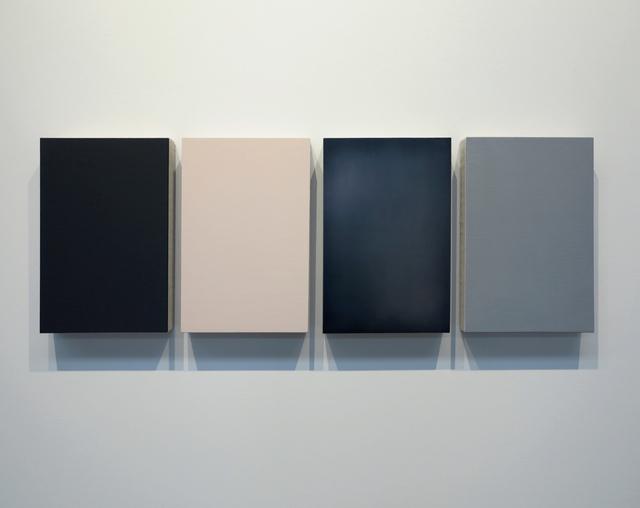 , 'Untitled (Quartet),' 2019, Fox Jensen Sydney / Fox Jensen McCrory Auckland