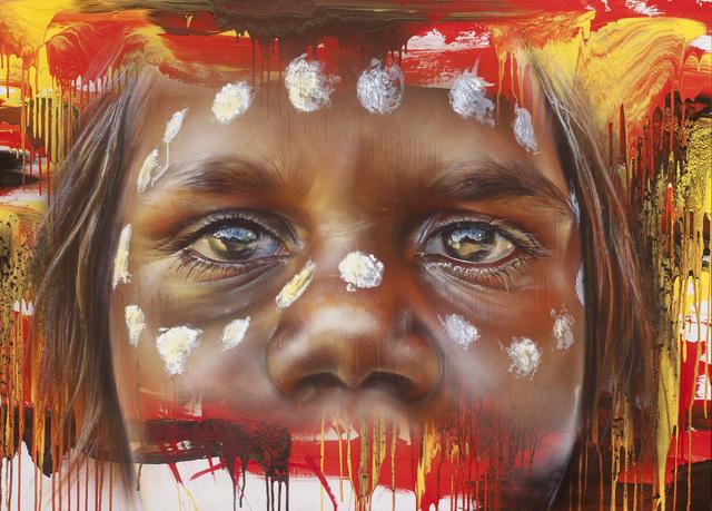 , 'Awakening,' 2016, Metro Gallery