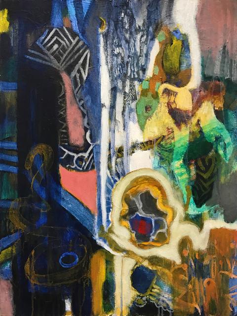 , 'Serpent Lair,' 2016, OTA Contemporary