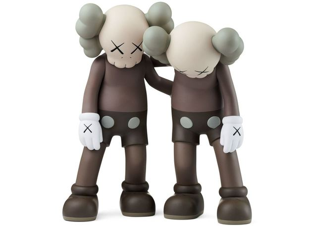 KAWS, 'Along the Way (Brown)', 2019, Lougher Contemporary