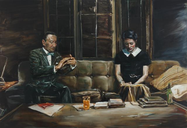 Chen Han, 'Domestic Life No. 1', 2018, Matthew Liu Fine Arts