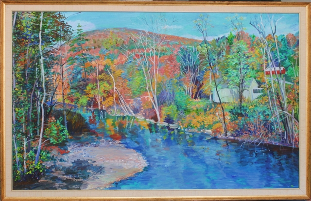 , 'Croton Falls,' 1987, Alpha 137 Gallery