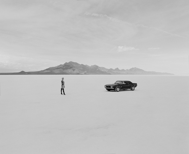 Tyler Shields, 'Salt Flats', 2017, Provocateur Gallery