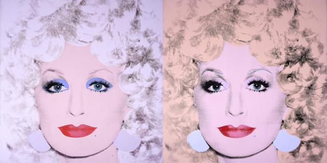 , 'Dolly Parton,' 1985, Acquavella Galleries