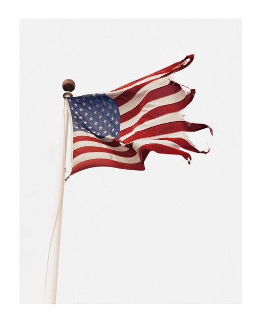 , 'Flag at Snug Harbor ,' 2002, Roman Fine Art