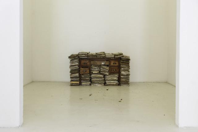 , 'Gabinete,' 2013, Galería de la Oficina