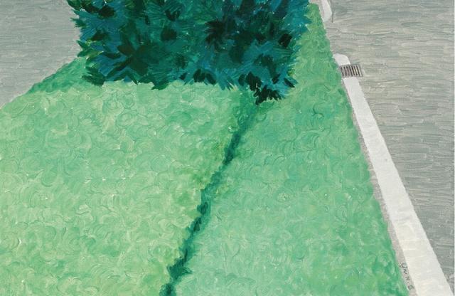 , 'Greenbelt No.1 [绿化带1],' 2010, Shanghai Gallery of Art