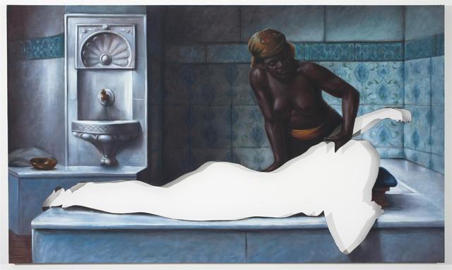 , 'Push,' 2011, MARUANI MERCIER GALLERY