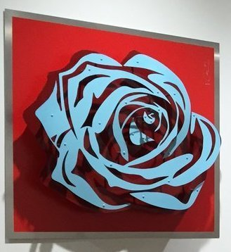 , 'Rose,' 2016, Oliver Cole Gallery