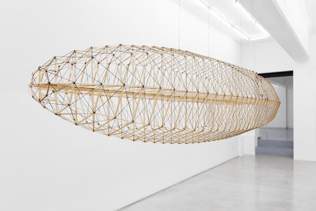, 'Lighter than air (fragility),' 2018, Gallery MOMO