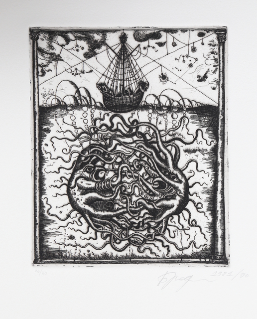 Brodsky & Utkin, 'Sea Serpents from Brodsky and Utkin: Projects 1981 - 1990', 1990, RoGallery