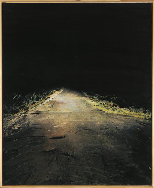 , 'Abandoned road,' 2001, Art4.ru