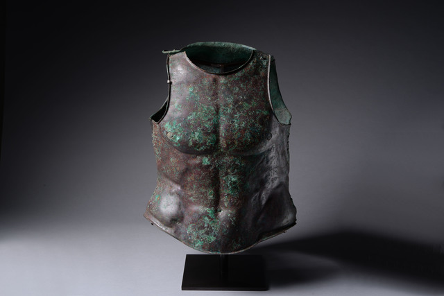 , 'Body Armour,' ca. 350 BCE, ArtAncient