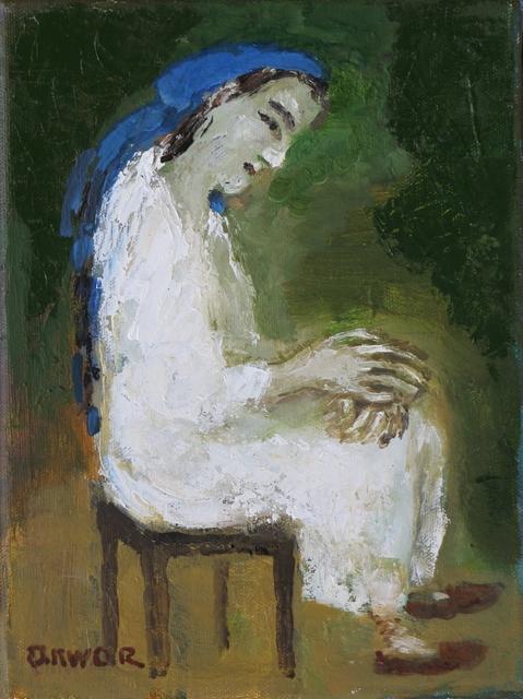 , 'Mother,' 2017, Galerie Lilja Zakirova