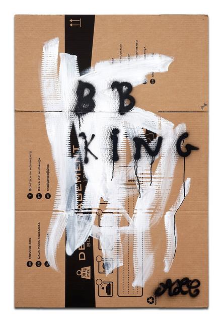 Anne-Lise Coste, 'B.B. King', 2015, Lullin + Ferrari