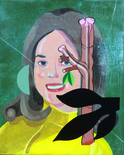 Mark Mulroney, 'Haiku #2', 2020, Painting, Acrylic on canvas, ALLOUCHE BENIAS